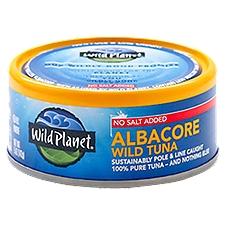 Wild Planet Tuna -  Wild, 5 Ounce