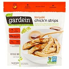 Gardein Teriyaki Chick'n Strips, 10.5 Ounce