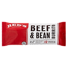 Red's All Natural Chipotle Beef Bean, 5 Ounce