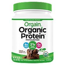 Orgain Organic Protein Plant Based Powder, 16.32 Ounce