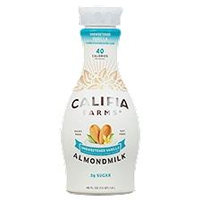 Califia Farms Unsweetened Vanilla Almond Milk, 48 Fluid ounce