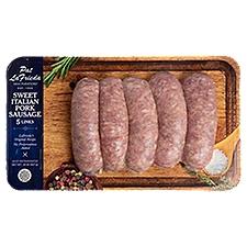 Pat Lafrieda Sausage, Sweet Italian Pork, 20 Ounce