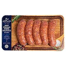 Pat Lafrieda Sausage, Hot Italian Pork, 20 Ounce
