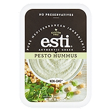 esti Hummus Pesto, 10 Ounce