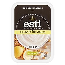 esti Hummus Lemon, 10 Ounce