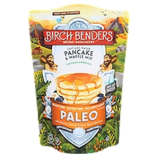 Birch Benders Pancake and Waffle Mix, 12 Ounce