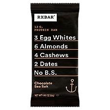 Rx Bar Chocolate Sea Salt Protein Bar, 1.83 Ounce