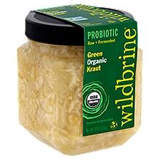 Wildbrine Organic Probiotic Green Kraut, 18 Ounce