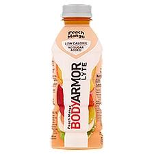 BODYARMOR LYTE Peach Mango Sports Drink, 16 Fluid ounce