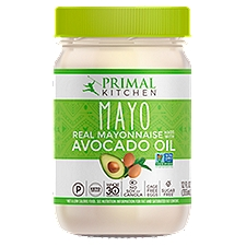 Primal Kitchen Real Mayonnaise Mayo Avocado Oil, 12 Fluid ounce