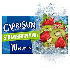 Capri Sun Strawberry Kiwi, 60 Fluid ounce