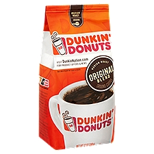 Dunkin' Donuts Original Blend - Medium Roast Coffee, 12 Ounce