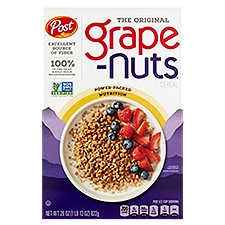 Grape-Nuts The Original Cereal, 29 Ounce
