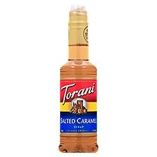 Torani Salted Caramel Flavoring Syrup, 12.7 Fluid ounce
