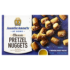Auntie Anne's Classic Pretzel Nuggets, 9.7 Ounce
