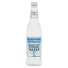Fever-Tree Refreshingly Light Tonic Water, Premium Indian, 16.9 Fluid ounce