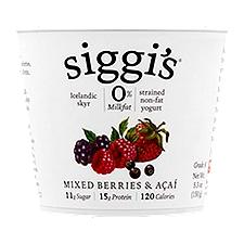 Siggi's Yogurt - Acai, 6 Ounce