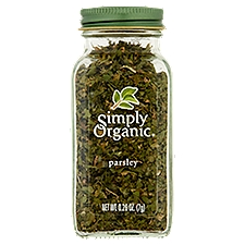 Simply Organic Parsley, 0.26 Ounce