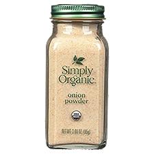 Simply Organic Onion Powder, 3 Ounce