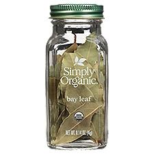 Simply Organic Organic Bay Leaf, 0.14 Ounce