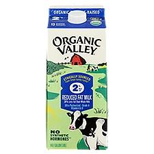 Organic Valley 2% Reduced Fat Milk, 63.91 Fluid ounce