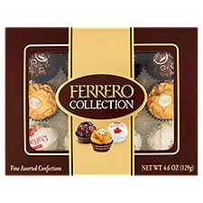 Ferrero Collection 12 Pieces Gift Box Candies, 4.6 Ounce