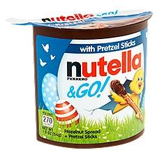Nutella & GO! Pretzel, 1.9 Ounce