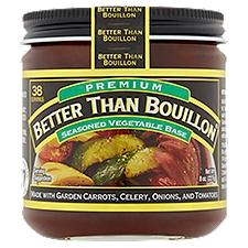 Better Than Bouillon Vegetable Base, 8 Ounce