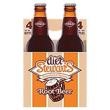 Stewart's Root Beer Diet, 48 Fluid ounce