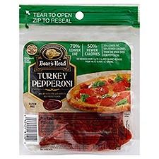 Boar's Head Turkey Pepperoni Pouch, 4.5 Ounce