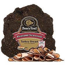 Boar's Head Pastrami Seasoned Turkey Breast, 1 Pound
