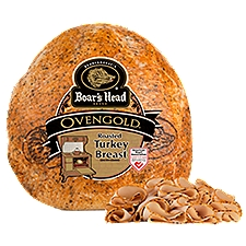 Boar's Head Ovengold Roasted Turkey Breast, 1 Pound