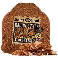 Boar's Head Bold Cajun Turkey Breast, 1 Pound