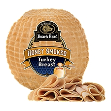 Boar's Head Honey Smoked Turkey Breast, 1 Pound