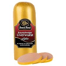 Boar's Head Lite Liverwurst, 1 Pound