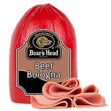 Boar's Head Beef Bologna, 1 Pound