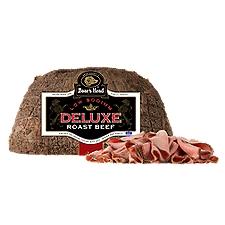 Boar's Head Deluxe Roast Beef, Low Sodium, 1 Pound