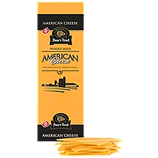 Boar's Head Yellow American Cheese, 1 Pound
