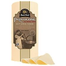 Boar's Head Lower Sodium Provolone Cheese, 1 Pound