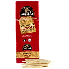 Boar's Head Red Wax White Cheddar Cheese, 1 Pound