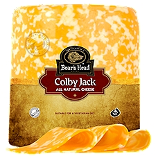 Boar's Head Colby Jack Cheese, 1 Pound